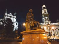 20190516_6_ヒロミ_St Paul's cathedral, Dunedin Town Hall, Robert Burns Statue_jpg.jpg
